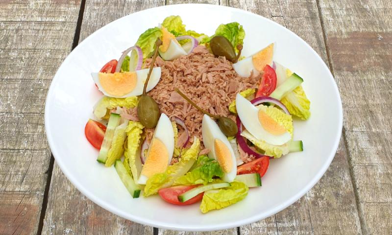 Buufs salade Niçoise
