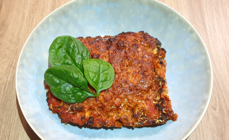 Cannelloni Bolognese Verde
