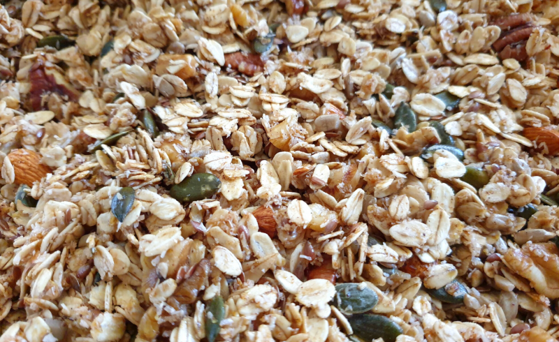 Buufs Granola -200 g-