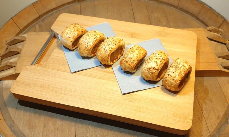 Saucijzenbroodjes ~6 stuks~